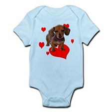Love Dachshunds Body Suit