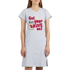 Get your Shine on Women's Nightshirt