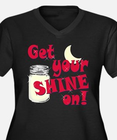 Get your Shine on Plus Size T-Shirt