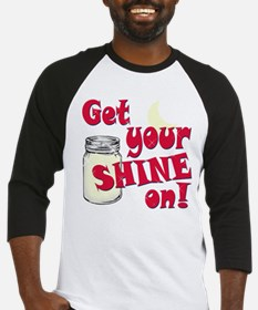 Get your Shine on Baseball Jersey