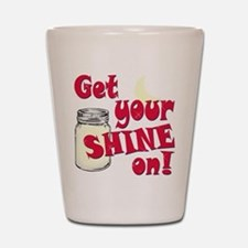 Get your Shine on Shot Glass