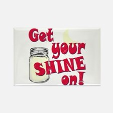 Get your Shine on Rectangle Magnet