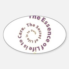 Essence of Life Decal