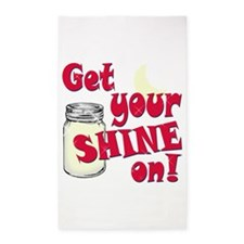 Get your Shine on 3'x5' Area Rug