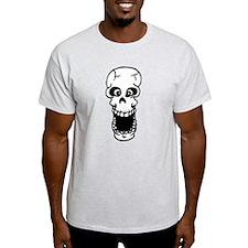 skull laughting T-Shirt