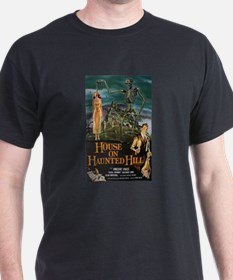 House on Haunted Hill. T-Shirt