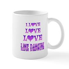 Love Love Line Dancing Mug