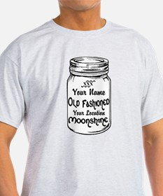 Custom Moonshine T-Shirt