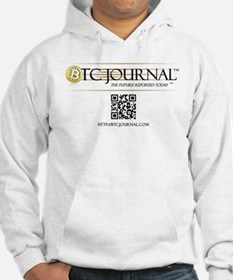 Basic Logo with QR Code Hoodie