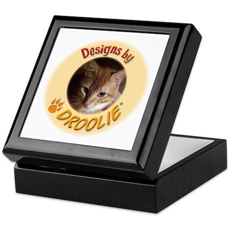 Designs by Droolie® Keepsake Box