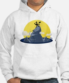 At the Summit Hoodie Sweatshirt