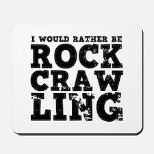 'Rock Crawling' Mousepad