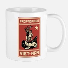 Vietnam vintage Propaganda Mug