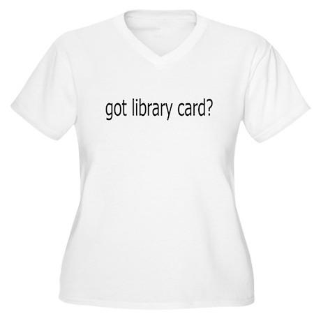 gotcard2 Plus Size T-Shirt
