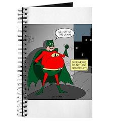 Aging Superheros Journal
