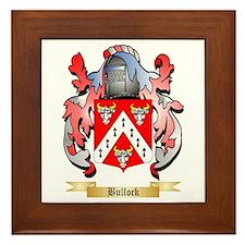 Bullock Framed Tile