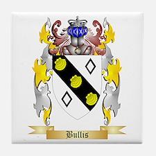 Bullis Tile Coaster
