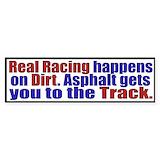 Dirt track racing Single