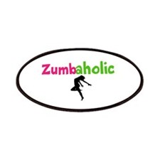 Zumbaholic Patches