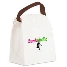 Zumbaholic Canvas Lunch Bag