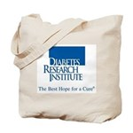 Diabetes Research Institute Tote Bag