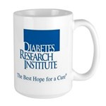 Diabetes Research Institute Large Mug