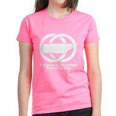 Women's Tennessee Marriage Equality Day! T-Shirt