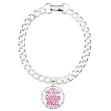 My Aunt is My Guardian Angel Bracelet