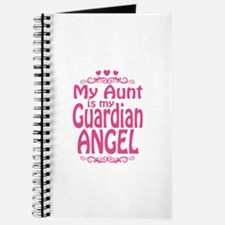 My Aunt is My Guardian Angel Journal