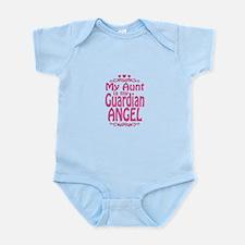 My Aunt is My Guardian Angel Infant Bodysuit
