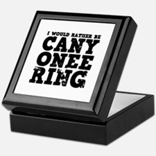 'Canyoneering' Keepsake Box