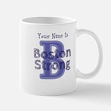 B Boston Strong Blue - Per... Mug