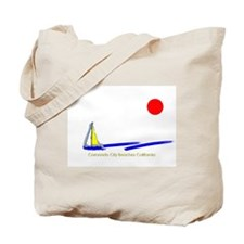 Coronado City Tote Bag