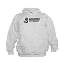 Patton Quote - How Hoodie