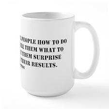 Patton Quote - How Mug
