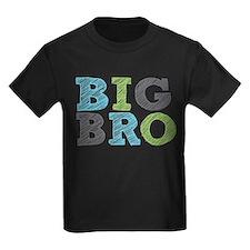 Sketch Style Big Bro T-Shirt