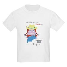 Farmer Annie T-Shirt