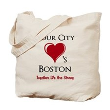 [Your City] Loves Boston - Together We Are Strong