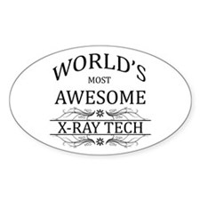 World's Most Awesome X-Ray Tech Decal