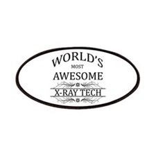 World's Most Awesome X-Ray Tech Patches
