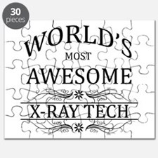 World's Most Awesome X-Ray Tech Puzzle