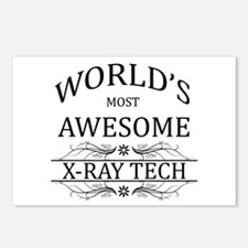 World's Most Awesome X-Ray Tech Postcards (Package