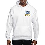 Masonic Freemason Crest Hooded Sweatshirt