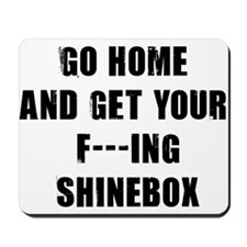 Shinebox Mousepad