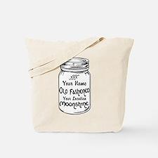Custom Moonshine Tote Bag