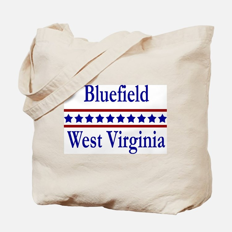 Bluefield WV Tote Bag