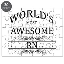 World's Most Awesome RN Puzzle