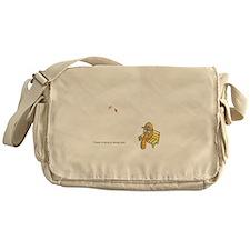 Preston the Platypus Messenger Bag
