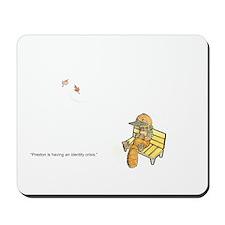 Preston the Platypus Mousepad