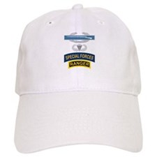 CIB Airborne SF Ranger Baseball Cap
